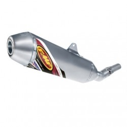 PONTEIRA DE ESCAPE FMF FACTORY 4.1 SLIP-ON MFLR