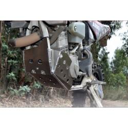 PROTEÇÃO DE MOTOR ENDURO ALUMINIO CROSSPRO