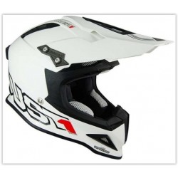 CAPACETE JUST1 J12 SOLID 2016 BLANCO