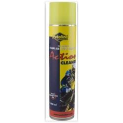 SPRAY PUTOLINE LIMPEZA FILTROS DE AR ACTION CLEANER 600 ML