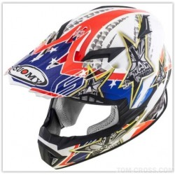 CAPACETE SUOMY RUMBLE TEX