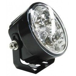 FAROL ATV / UTV REDONDO 70MM 4 LEDS SIRIUS NS-4207