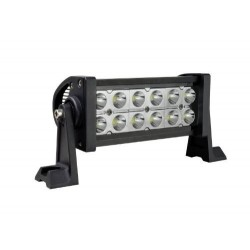 BARRA LEDS 19X7.5 BLACK 36W