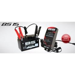 CARREGADOR BATERIAS BS BS15 12V 1500MA