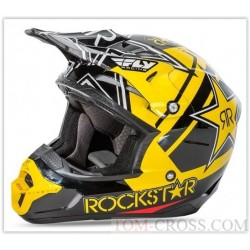 CAPACETE FLY RACING KINETIC PRO ROCKSTAR