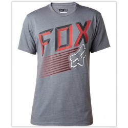 T-SHIRT FOX EFFICIENCY CINZA