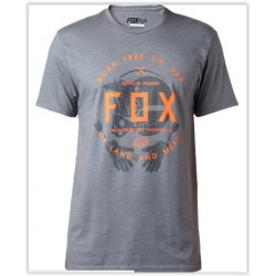 T-SHIRT FOX CLAW CINZA