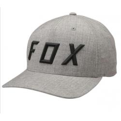 BONÉ FOX SONIC MOTH CINZA