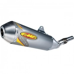 PONTEIRA DE ESCAPE FMF POWER CORE 2 2T - YAMAHA -